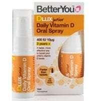 childs Vitamin D spray: BetterYou DLux junior