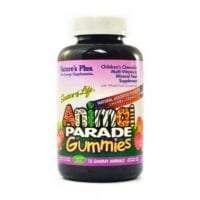childs multivitamin gummies: Animal Parade gummies