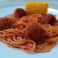 Kid-friendly tuna meatball recipe
