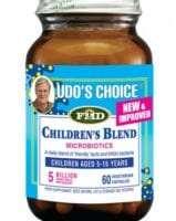 childrens probiotic blend: Udo's Choice