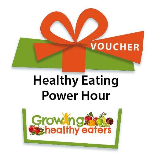 Voucher for personalised Healthy Eating consultation