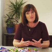 Dr Colette Reynolds and sugar course