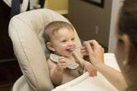 baby, eating, firsts