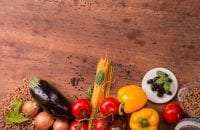 italian cuisine, food, vegetables