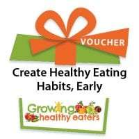 Voucher for Create Healthy Eating Habits, Early